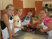 KIDS HOLIDAY COOKING CAMP with CHEF JANET