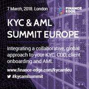 KYC & AML Summit Europe 2018