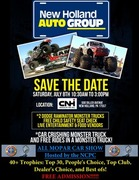 NCPC And New Holland Auto ALL Mopar Show