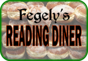 Fastnacht Day in the Reading Diner