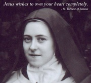 33 Days With St. Therese of the Child Jesus