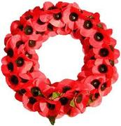 Remembrance Day: Broomfield Park