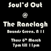Soul'd Out - Live Music at the Ranelagh