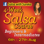 BEGINNERS AND INTERMEDIATES SALSA COURSE!