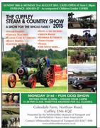 Cuffley Steam and Country Show 2015