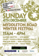 Myddleton Road Winter Festival