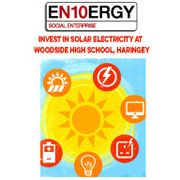 Solar for schools: launch event. Buy Community Shares to put solar panels on Woodside High School