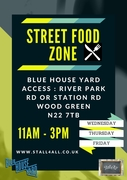 Blue House Yard Street Food Zone