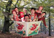 Karamel Kids: Little Red Riding Hood and Friends