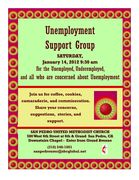 SPUMC Unemployment Support Group