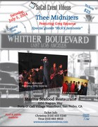 "Thee Midniters ""Cruising into San Pedro"" July 5th!!!"