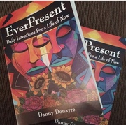 EverPresent: Daily Intentions Book Reading by Author Danny Donayre