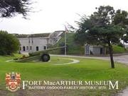 Fort MacArthur Museum Open House