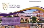 Stephanie South to present at the New World Consciousness Expo