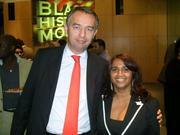 Chair for Barclays Capital & Paulette West MBE
