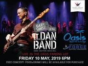 Tyndall AFB Gary Sinise & the Lt. Dan Band 10 May