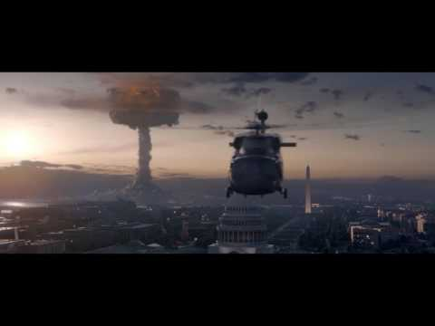 Nuclear war! Epic music video!