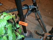 Thwarted Bike Theft in Lincoln Square