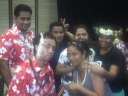 Tonga - BSA day