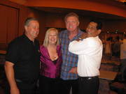 Ray Beaufils, Stacey King, Joe Bugner, Ken Sigrah