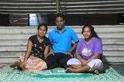 Tekeinnang family members...Kanoan Beibeti ao Nei Batee.