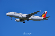 RP-C8619-Airbus A320-214 Philippines Airlines