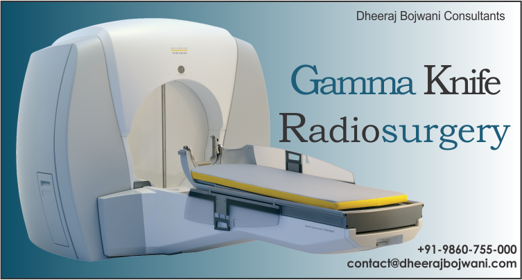 Advanced Gamma Knife Radiosurgery with the Best Hospitals in India