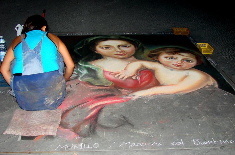 Artista callejero
