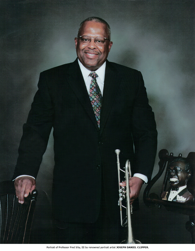 FRED IRBY, III Professor of Music & Director of Howard University