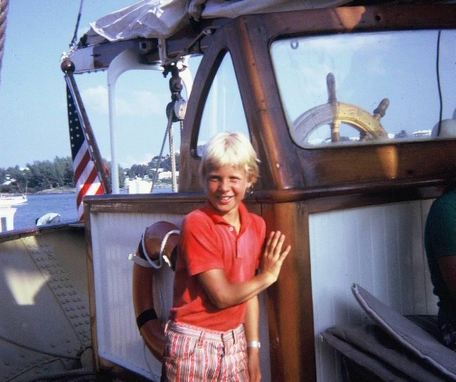 Will Cox Bermuda 1972