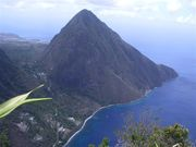St. Lucia - Pitons