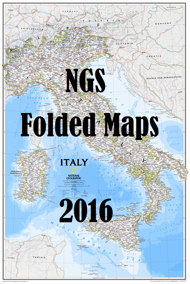 NGS Folded Maps 2016