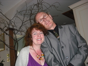 Me and the missus