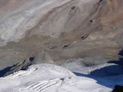 Il rif.Pizzini, dalla cima