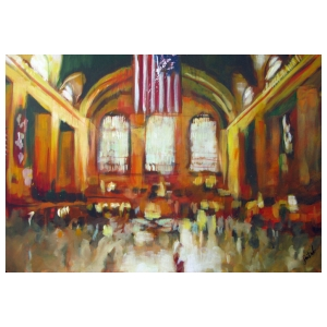 Grand Central Train Station New York City NYC