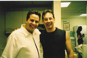 Rick and Tito Puente Jr.