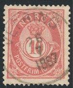 vefring 26 7 1887 nk 53 II type 1 fra pl I