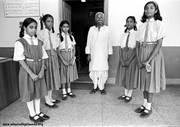 Escuela en la India