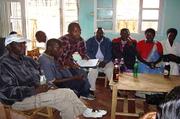 Rencontre chauffeurs et PVVS autour d'un verre à Kayanza