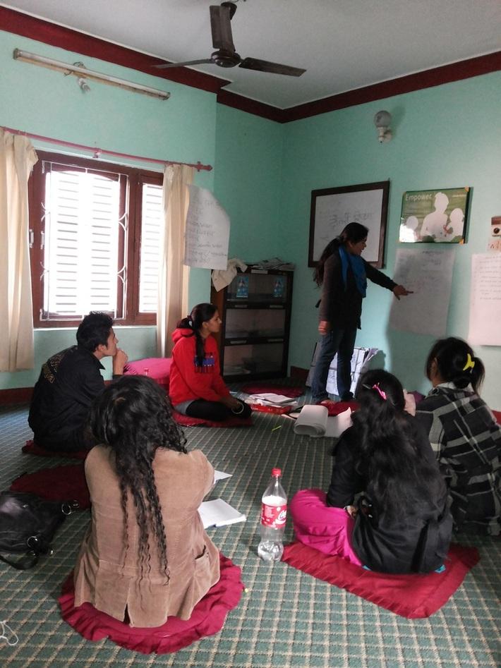Training of Peer Leaders