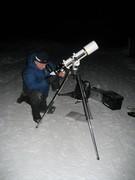 Observation måttsundsbacken 090116