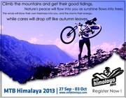 MTB Himalaya 2013