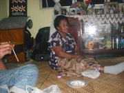 Their beloved grandmother, Bulou Gavidi
