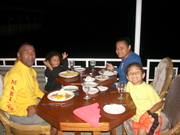 Dinner Time For The Temo Family.