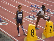 Junior Olympics 80 meter hurdles