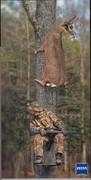 redneck_deer_tree