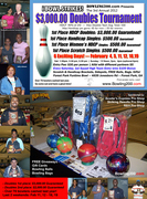 3rd Annual Bowling200.com Winter Doubles