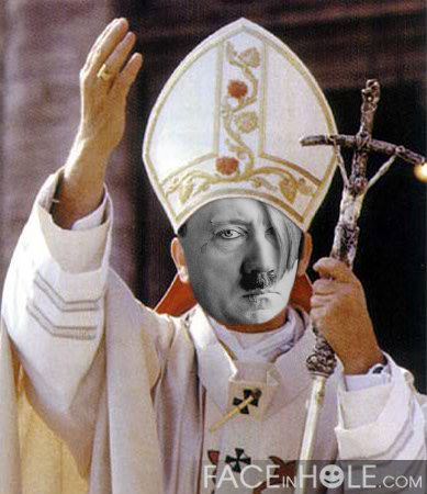 Pope Adolf Paul The 555th