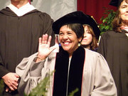 """Rosa Passos - Título de """"Doutor Honoris Causa"""", em Berklee - Universidade de Música de Boston - EUA"""