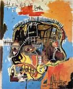 Hannibal, de Basquiat